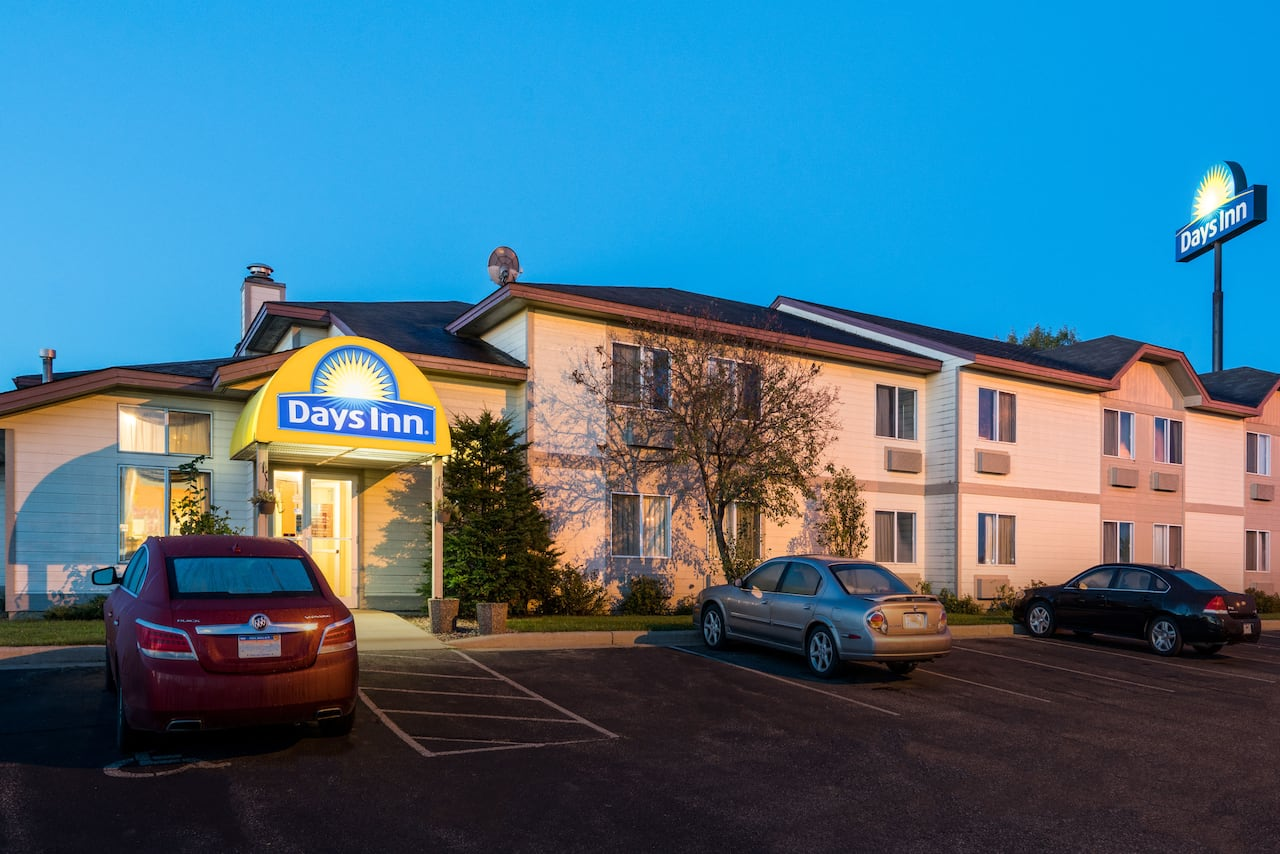 Days Inn West-Eau Claire in Eau Claire, Wisconsin