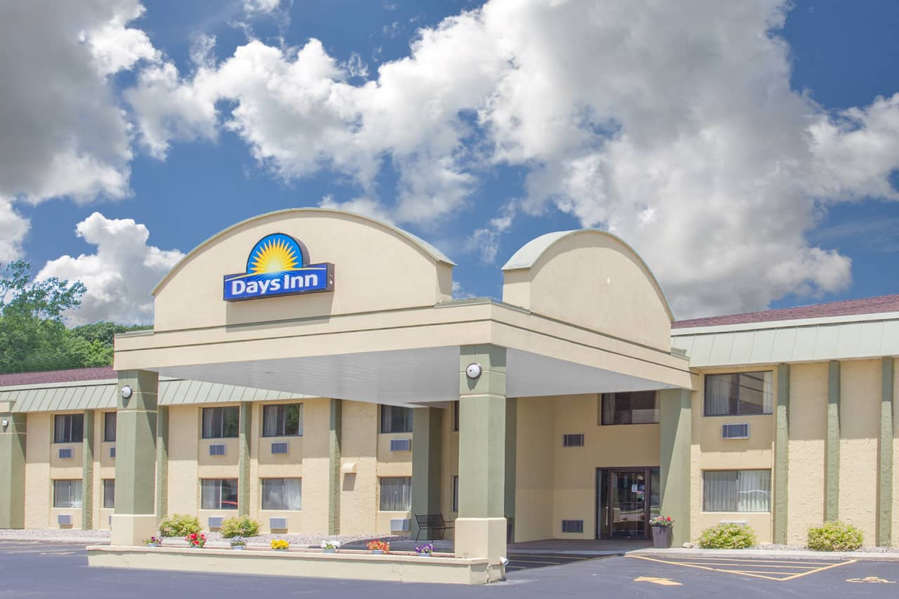 Days Inn Portage in Portage, Wisconsin