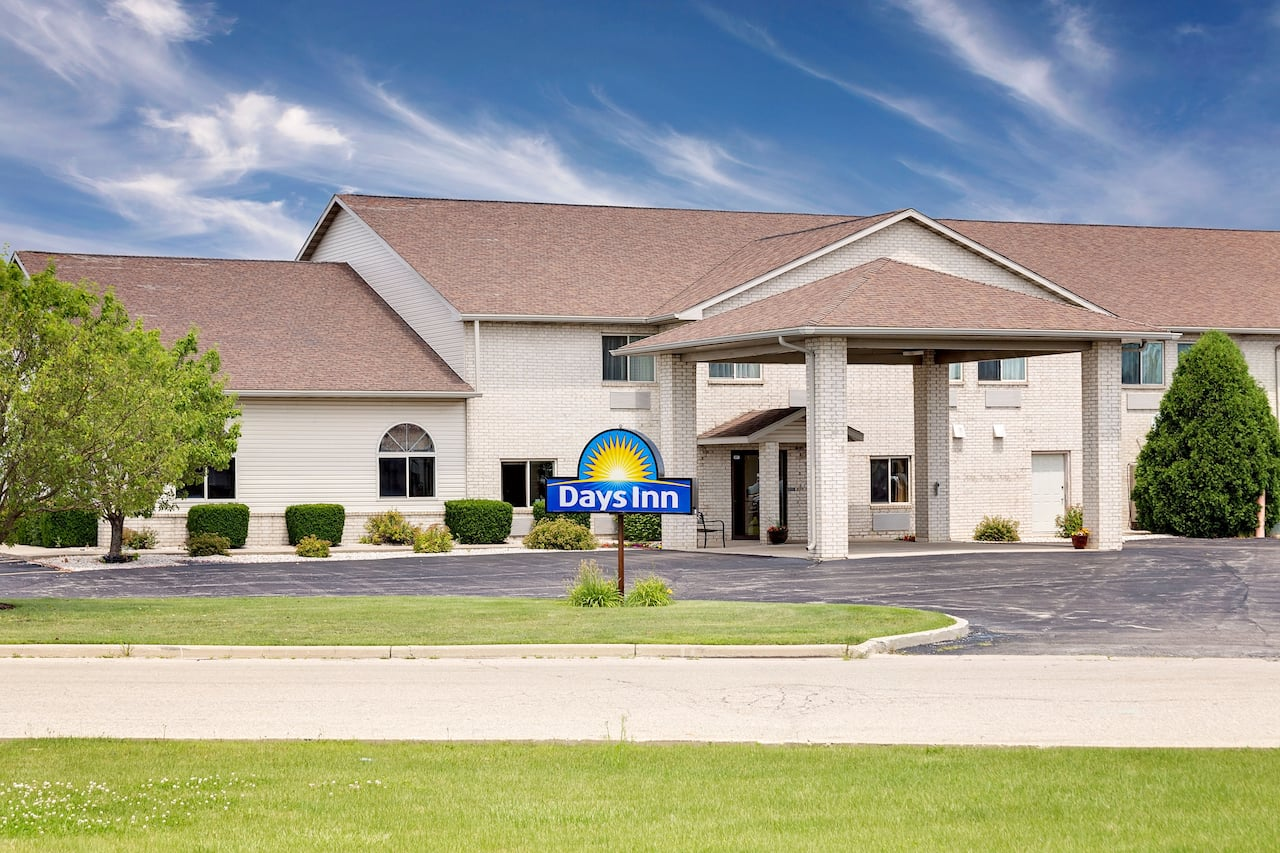 Days Inn Racine/Sturtevant in Sturtevant, Wisconsin
