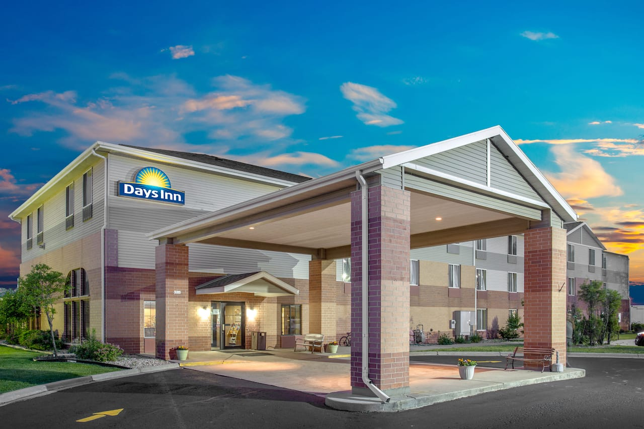 Days Inn Madison NE/Windsor in Stoughton, Wisconsin