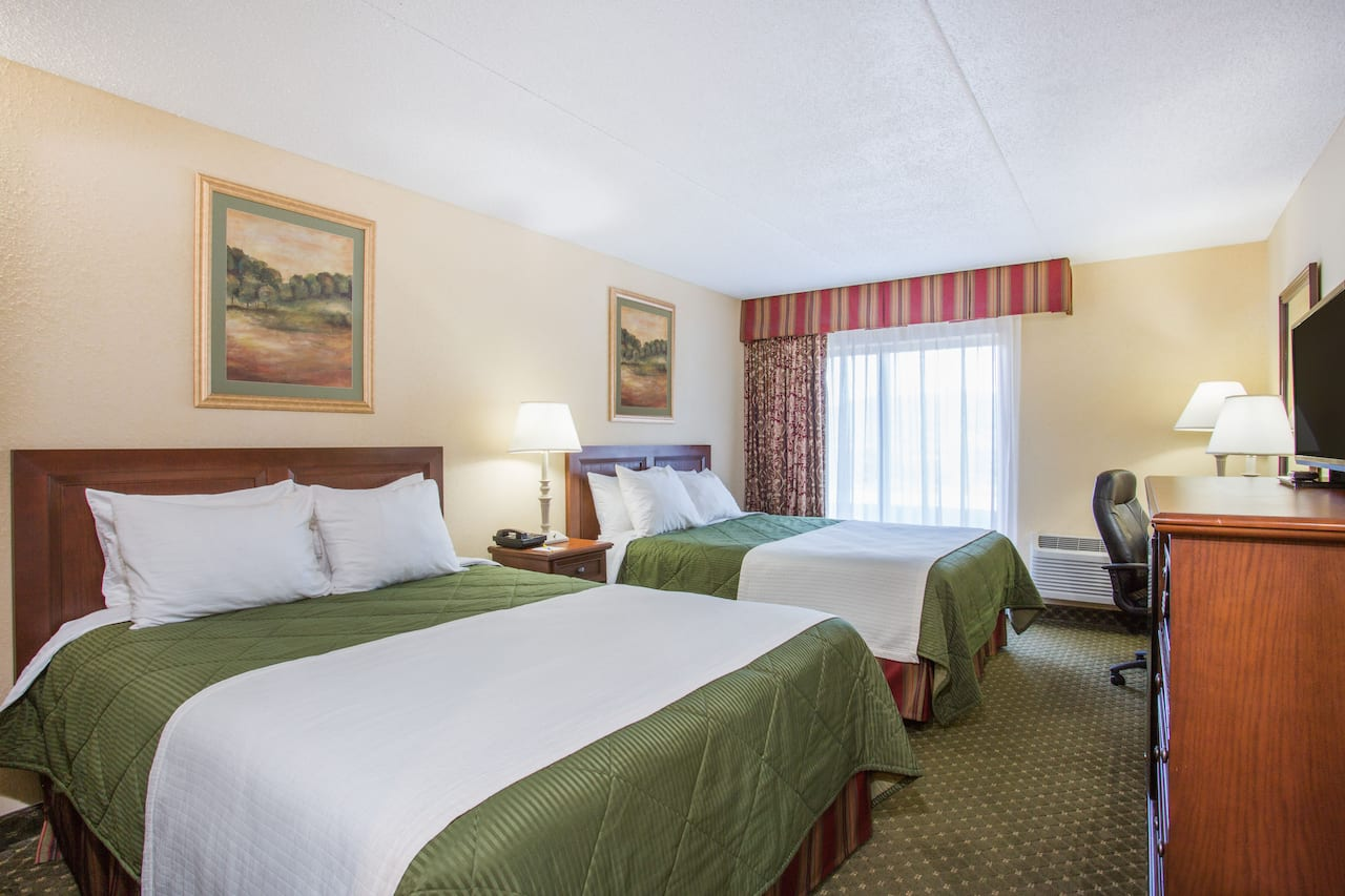 at the Days Inn & Suites Sutton Flatwoods in Sutton, West Virginia