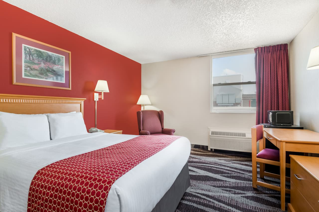 at the Days Inn Gillette in Gillette, Wyoming