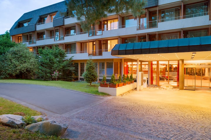 Exterior of Dolce by Wyndham Bad Nauheim hotel in Bad Nauheim, Other than US/Canada