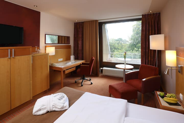 Guest room at the Dolce by Wyndham Bad Nauheim in Bad Nauheim, Other than US/Canada