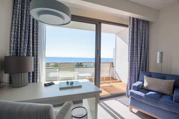 Guest room at the Dolce by Wyndham Sitges in Sitges, Other than US/Canada