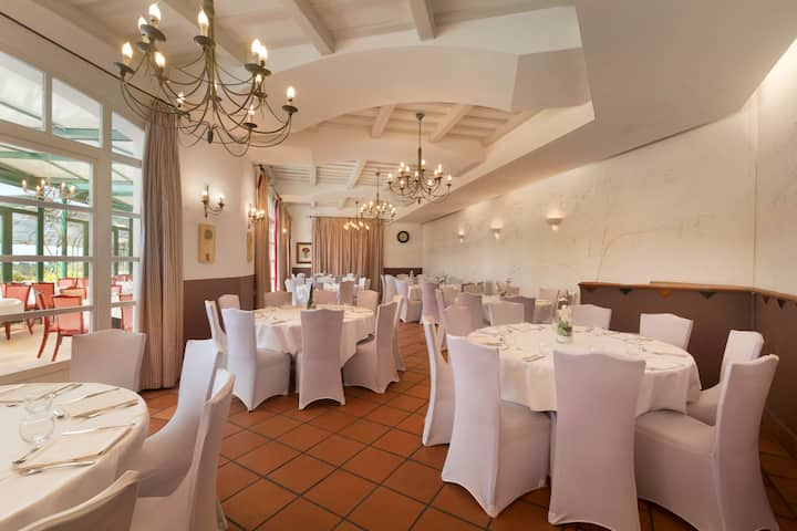 Dolce Fregate Provence ballroom in Saint Cyr Sur Mer, Other than US/Canada