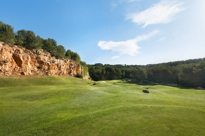 Golf course at Dolce Fregate Provence in Saint Cyr Sur Mer, Other than US/Canada