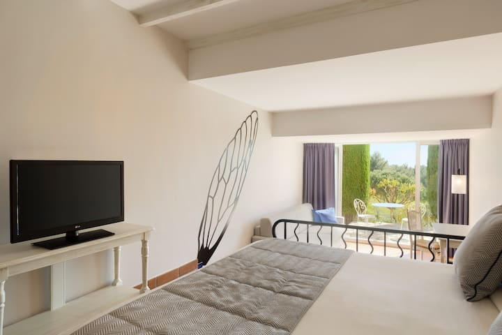 Guest room at the Dolce by Wyndham Fregate Provence in Saint Cyr Sur Mer, Other than US/Canada