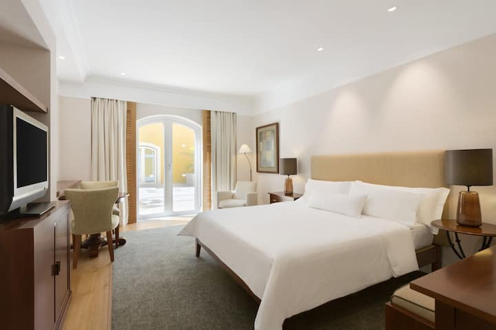 Guest room at the Dolce by Wyndham CampoReal Lisboa in Turcifal, Other than US/Canada