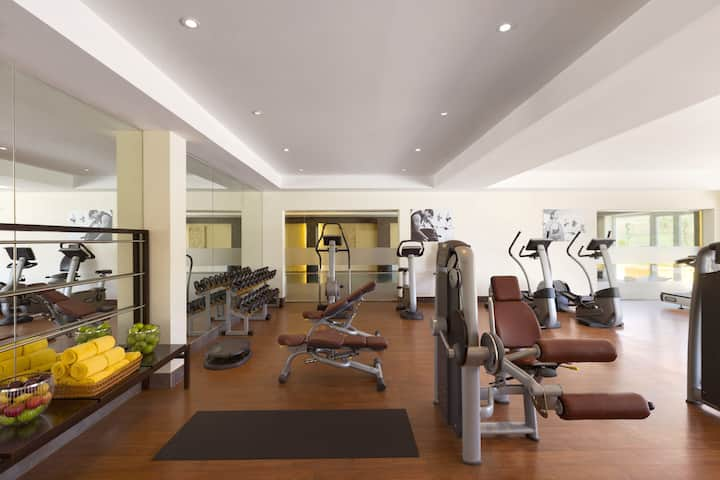 Health club at Dolce by Wyndham CampoReal Lisboa in Turcifal, Other than US/Canada