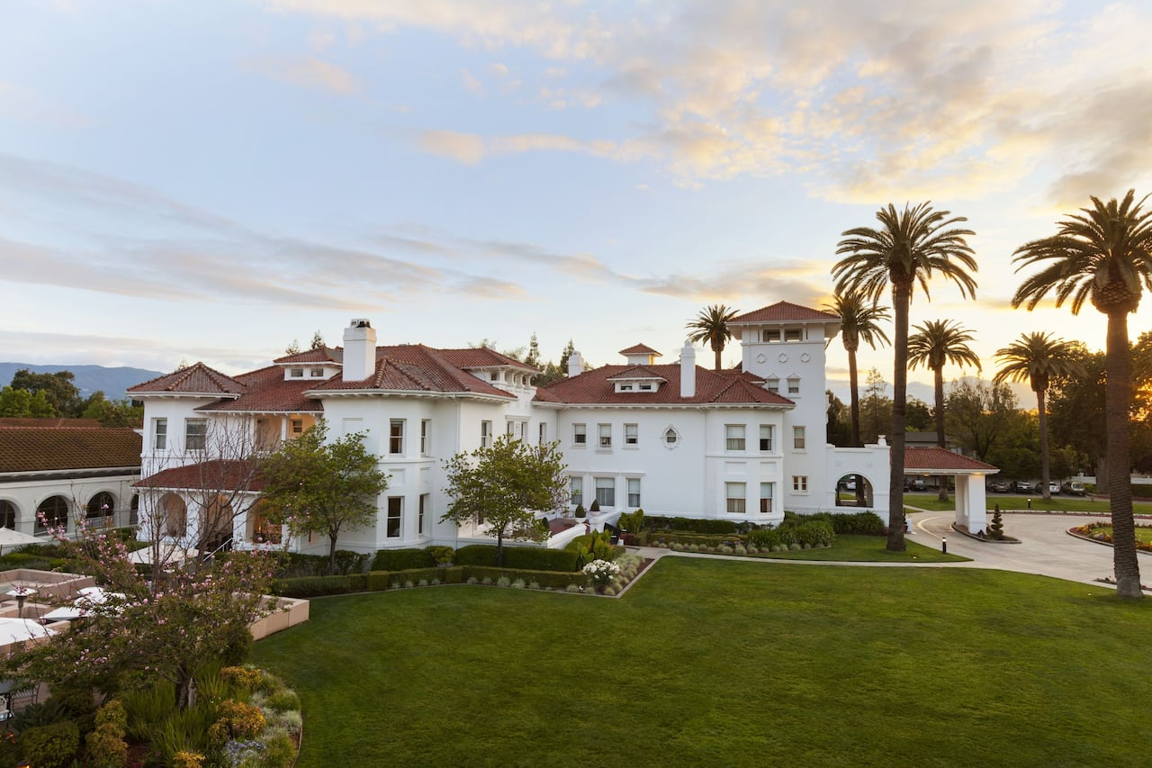 Dolce Hayes Mansion in Sunnyvale, California