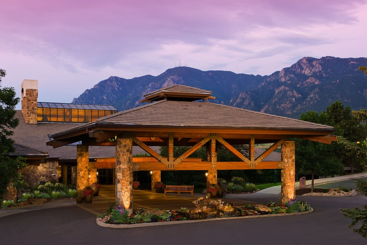 Cheyenne Mountain Resort Colorado Springs, A Dolce Resort in  Manitou Springs,  Colorado