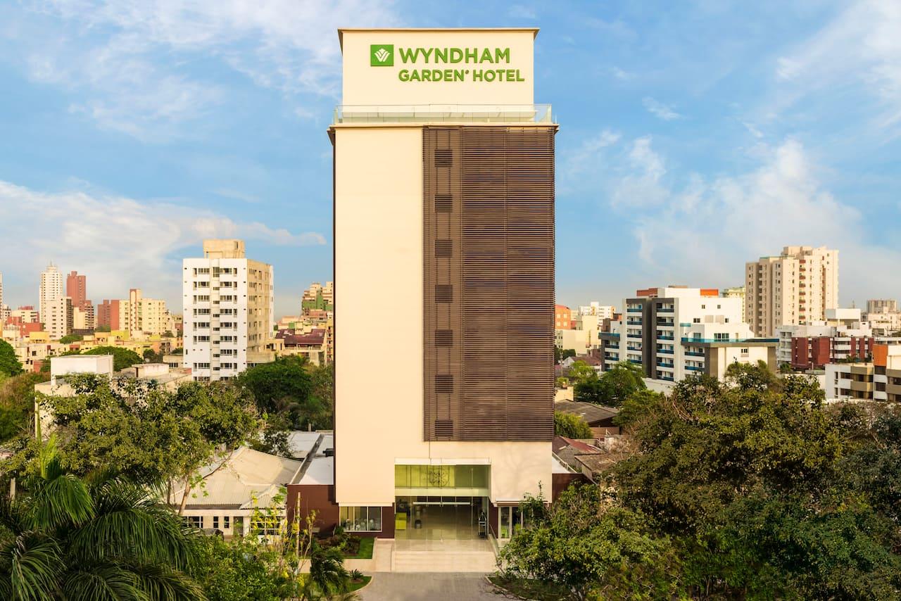 Wyndham Garden Barranquilla in Puerto Colombia, Colombia