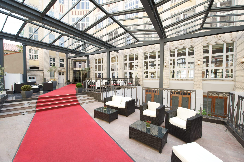 Wyndham Garden Berlin Mitte Berlin Hotels De 13359