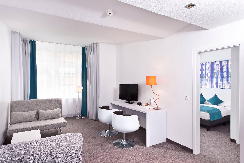 Wyndham Garden Düsseldorf City Centre Königsallee Suite in Düsseldorf, außer USA/Kanada