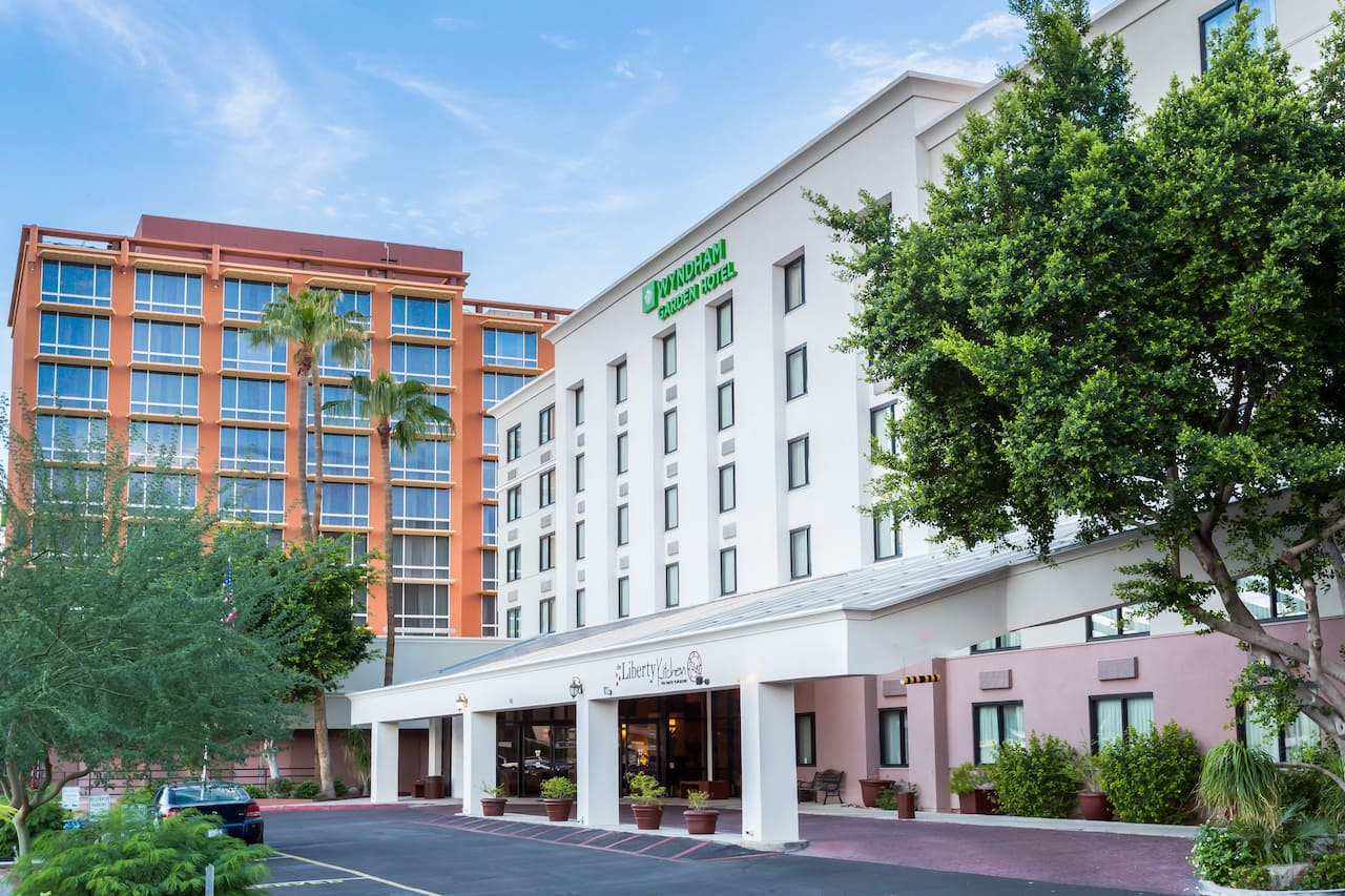 Wyndham Garden Phoenix Midtown in Glendale, Arizona