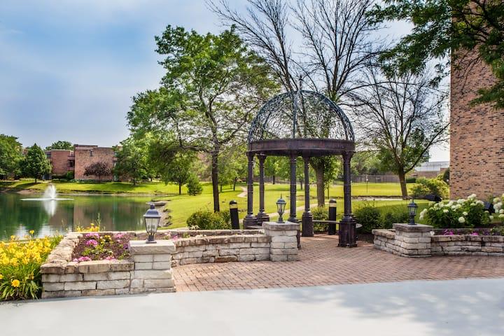 wyndham garden schaumburg chicago northwest schaumburg hotels il
