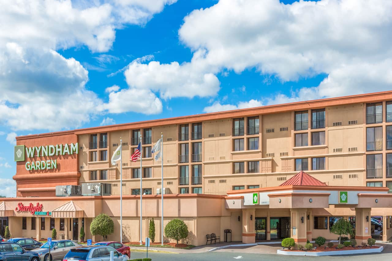 Wyndham Garden Newark Airport near Best Western Robert Treat Hotel