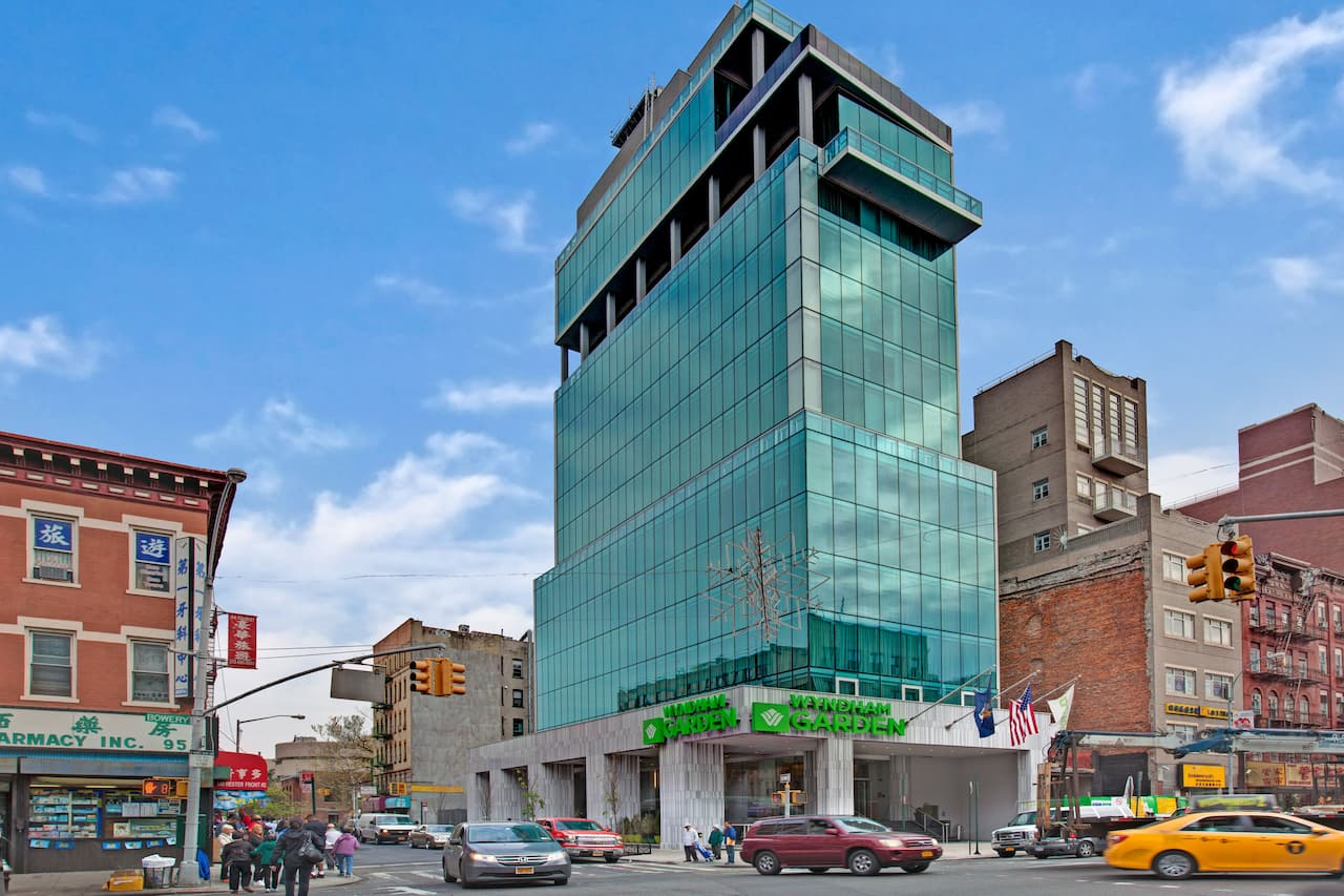 Wyndham Garden Chinatown in Flushing, New York