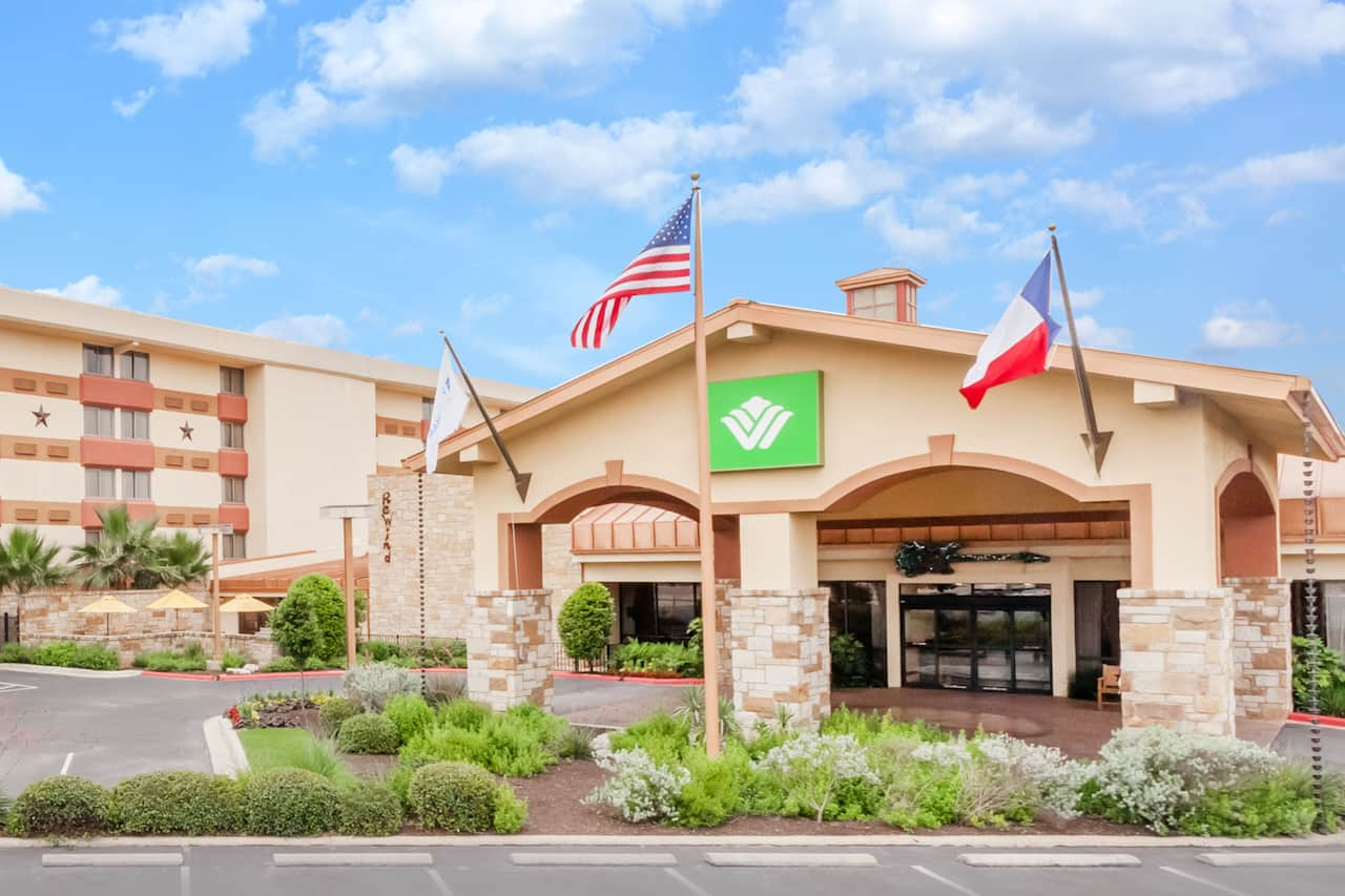 Wyndham Garden Austin near Kingdom