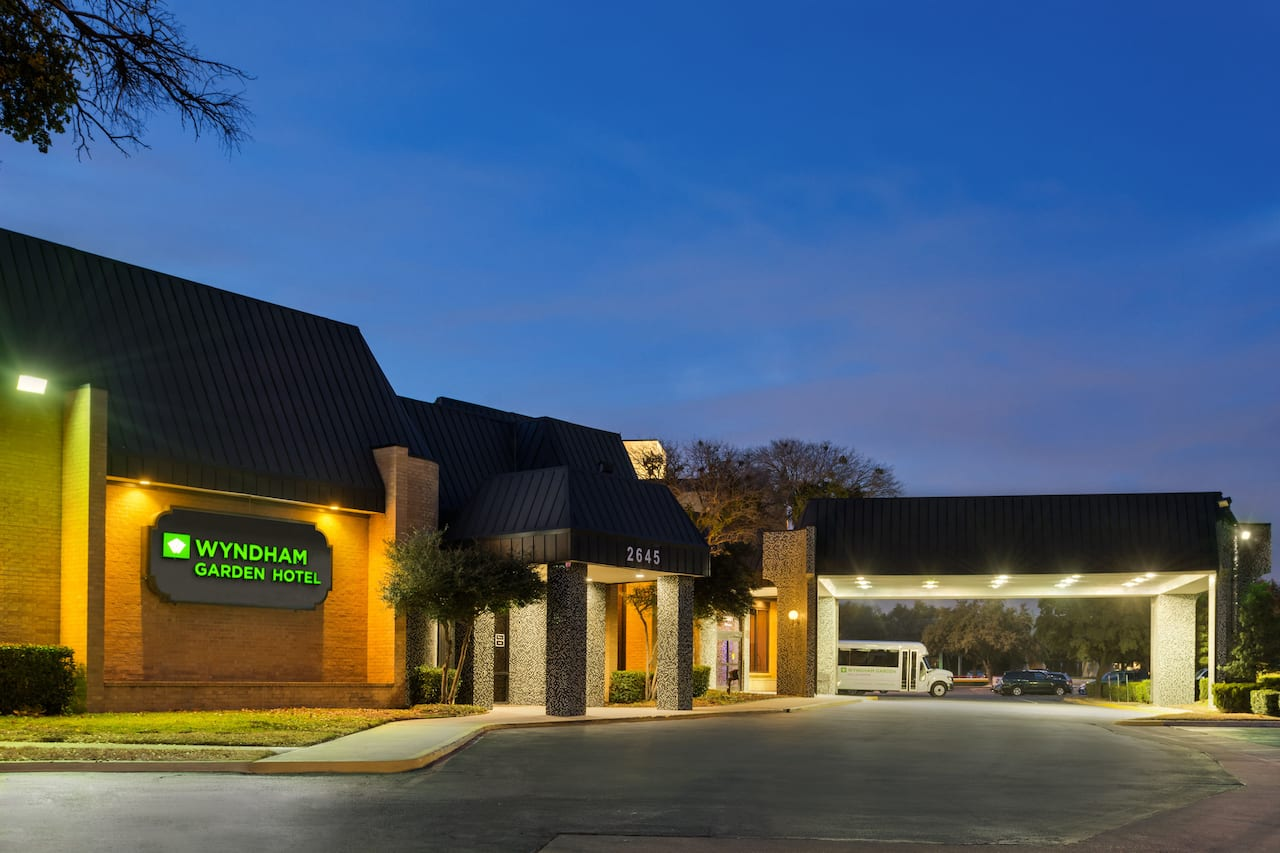 Wyndham Garden Dallas North in Denton, Texas