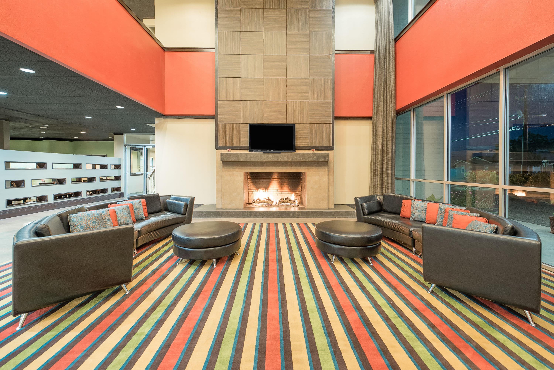 Wyndham Garden Midland Hotel Lobby In Midland, Texas