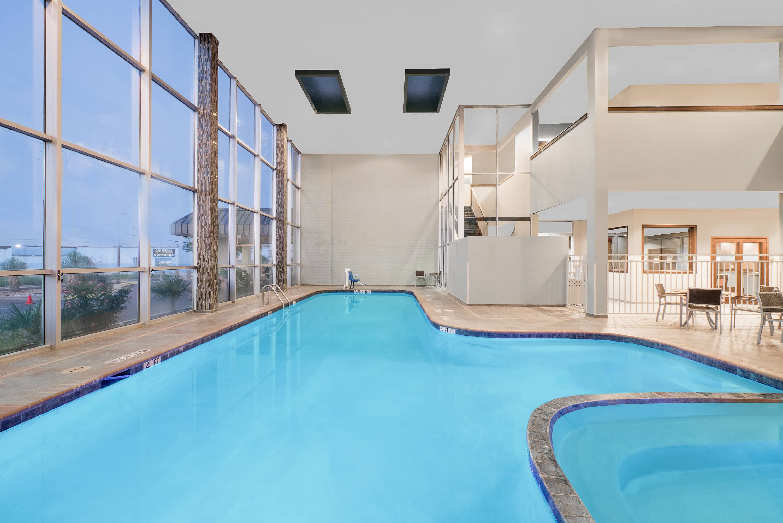 Pool At The Wyndham Garden Midland In Midland, Texas