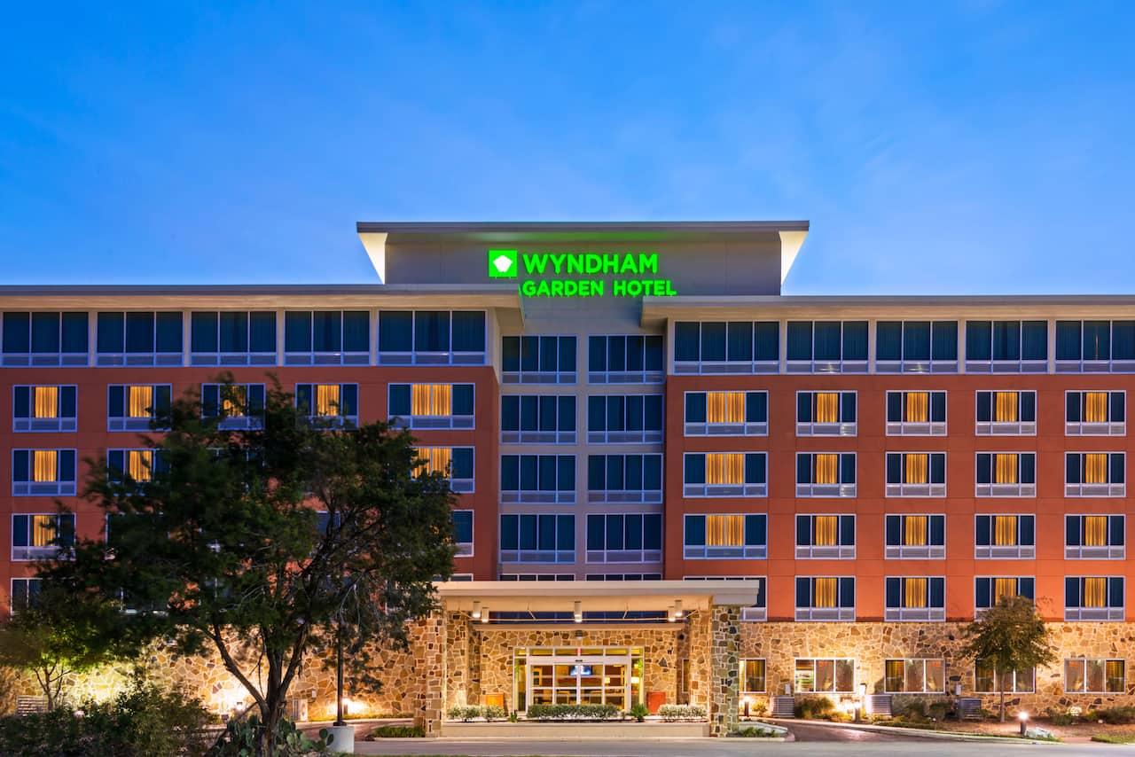 Wyndham Garden San Antonio near La Cantera in San Antonio, Texas