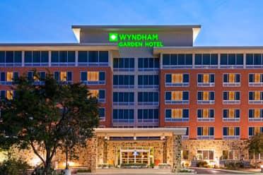 wyndham garden san antonio near la cantera hotel in san antonio texas