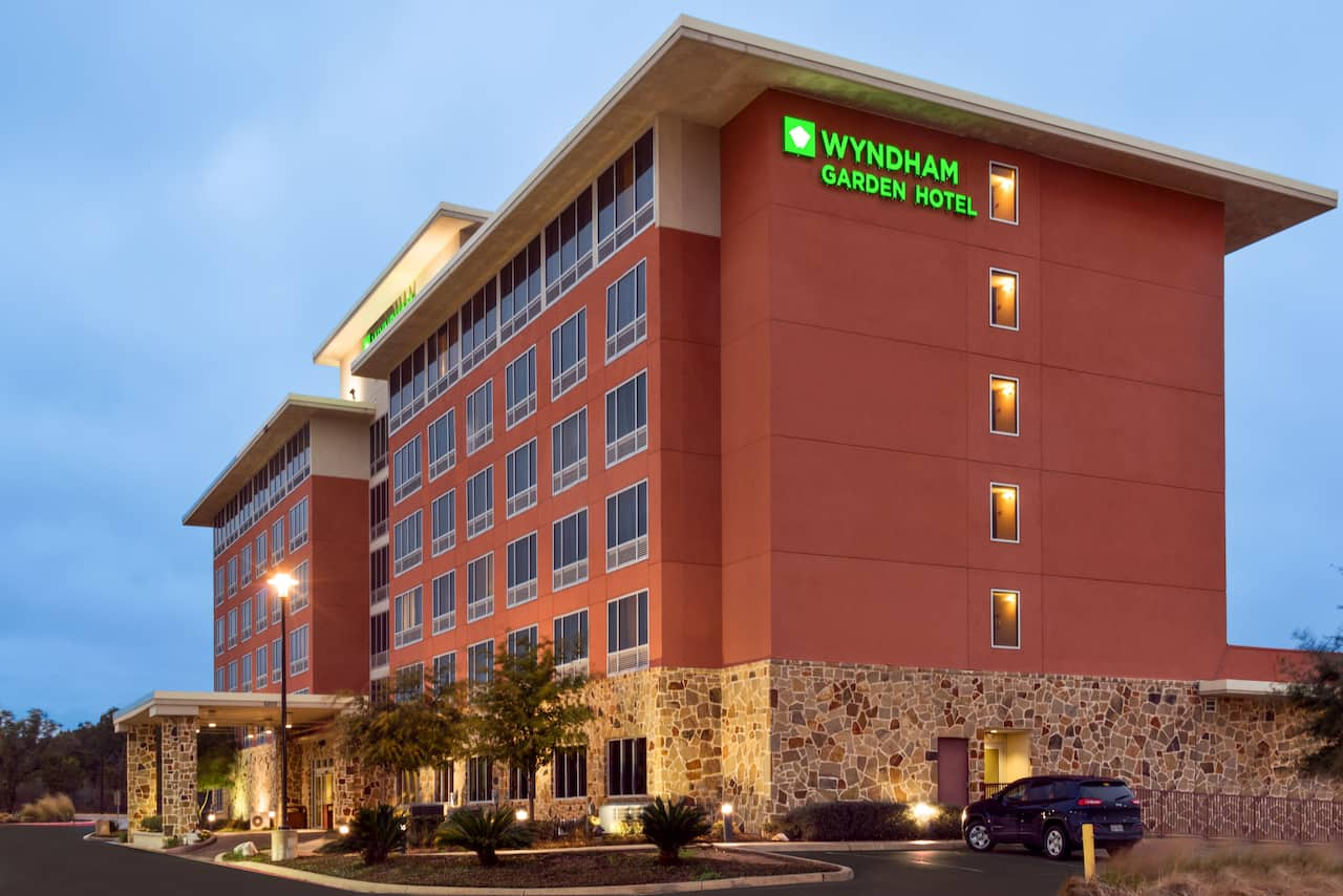 Wyndham Garden San Antonio near La Cantera in Leon Valley, Texas