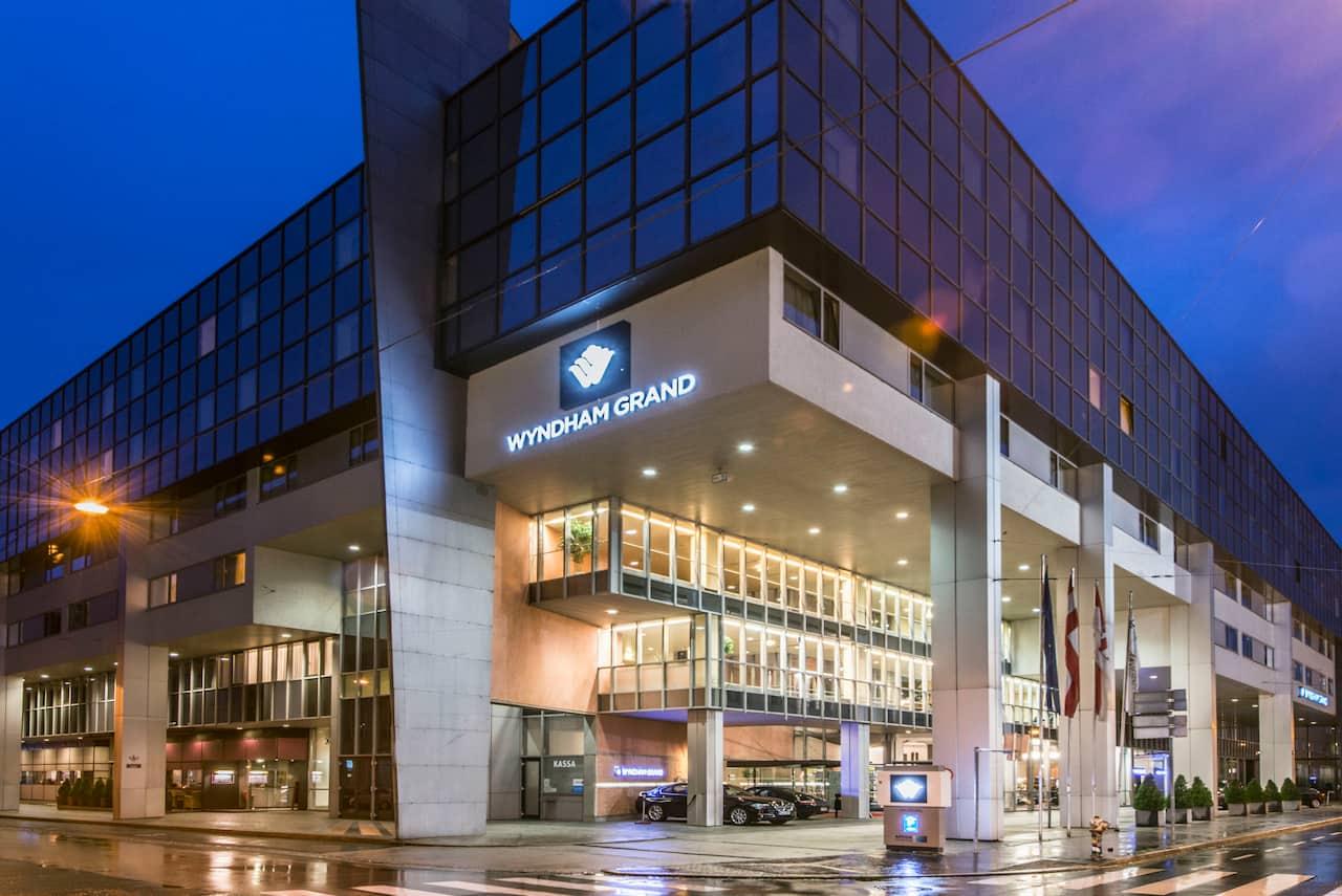 Wyndham Grand Salzburg Conference Centre in Salzburg, Austria