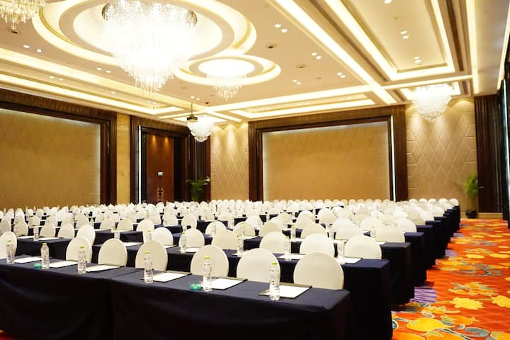 Meeting room at Wyndham Grand Plaza Royale Furongguo Changsha in Changsha, Other than US/Canada