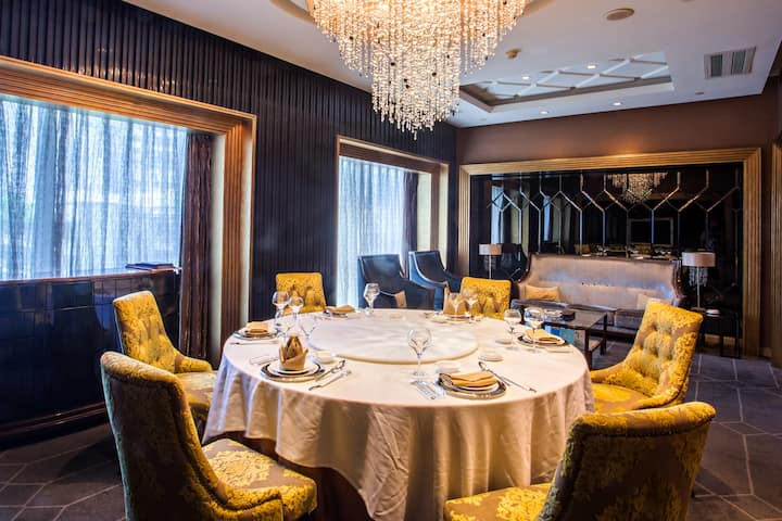 Wyndham Grand Plaza Royale Furongguo Changsha restaurant in Changsha, Other than US/Canada