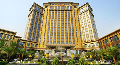 Wyndham Grand Plaza Royale Palace Chengdu in Chengdu, China
