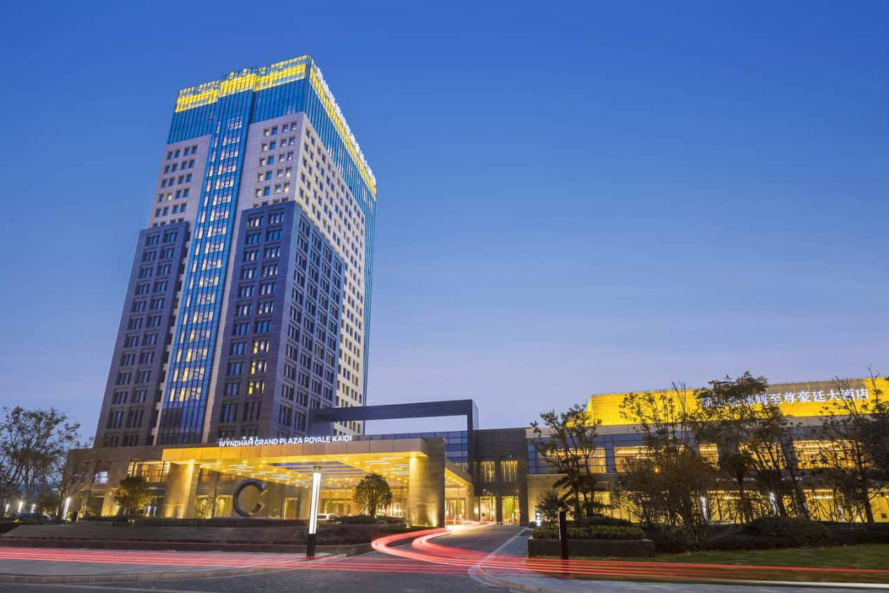 Wyndham Grand Plaza Royale Kaidi in  Chuzhou,  China