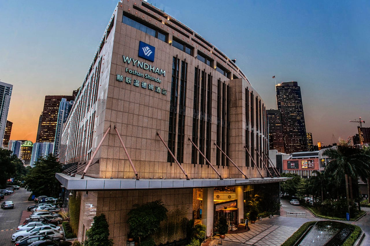 Wyndham Foshan Shunde in Foshan, China