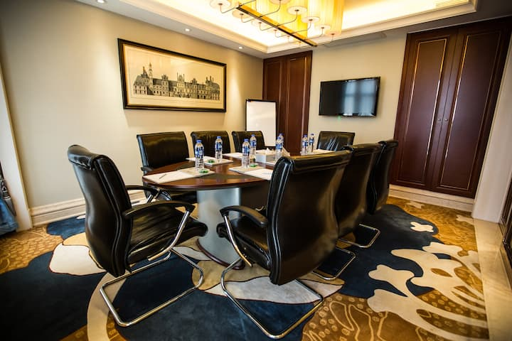 Meeting room at Wyndham Foshan Shunde in Foshan, Other than US/Canada