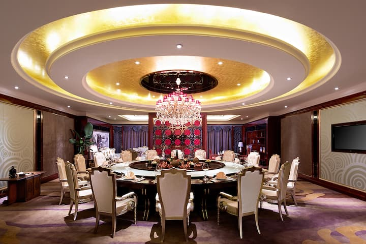 Wyndham Foshan Shunde restaurant in Foshan, Other than US/Canada