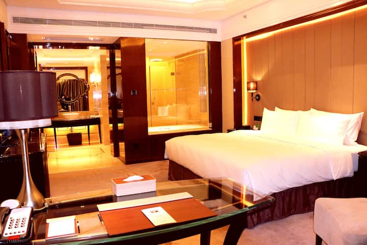 Wyndham Grand Plaza Royale Xianglin Shaoyang suite in Shaoyang, Other than US/Canada