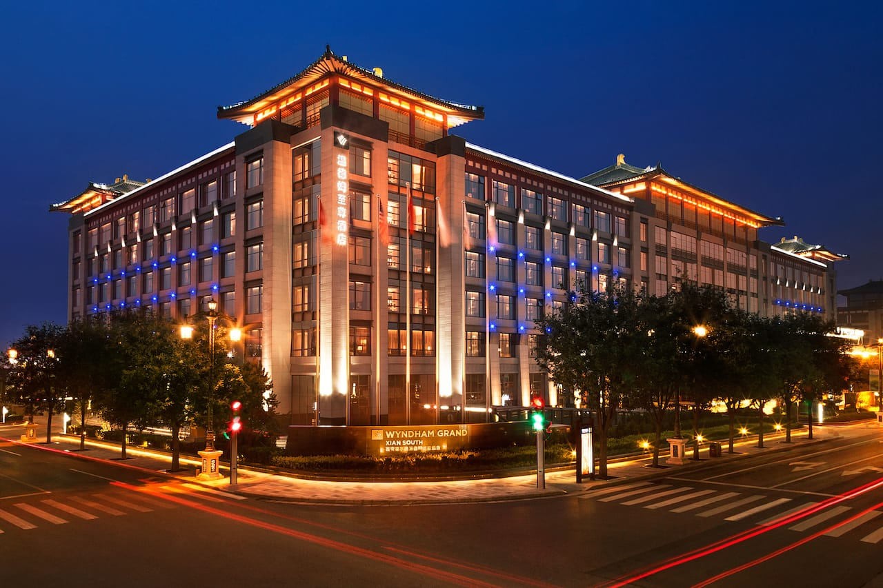 Wyndham Grand Xian South in Xi'an, China