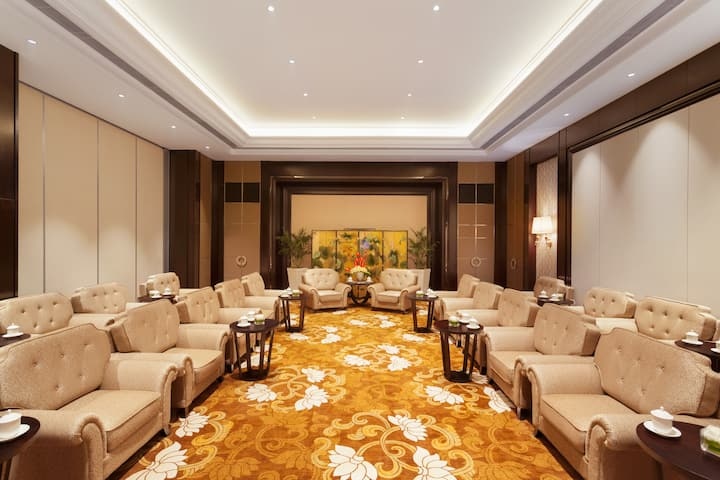 Meeting room at Wyndham Grand Xian South in Xian, Other than US/Canada