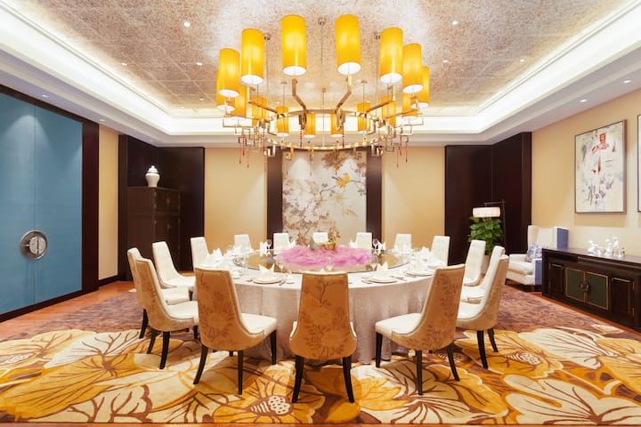 Wyndham Grand Xian South restaurant in Xian, Other than US/Canada