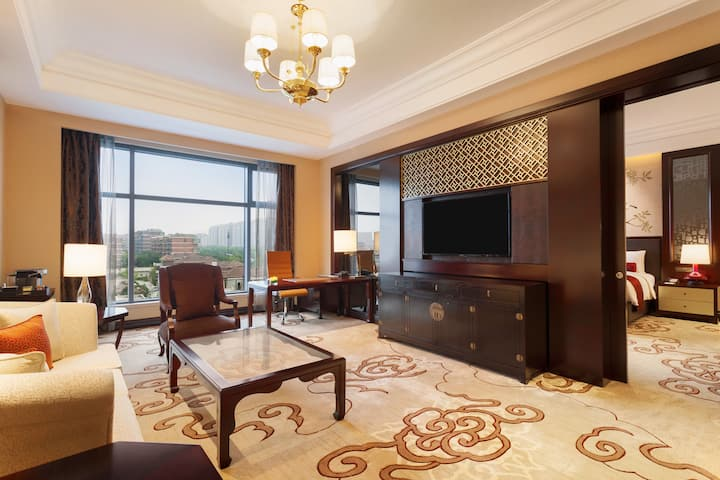 Wyndham Grand Xian South suite in Xian, Other than US/Canada