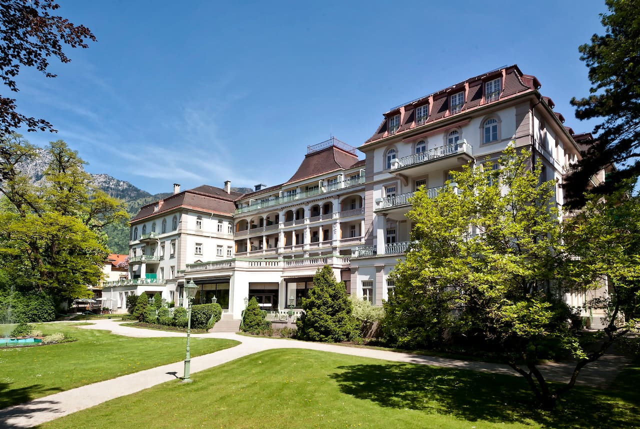 Wyndham Grand Bad Reichenhall Axelmannstein in  Bad Reichenhall,  GERMANY