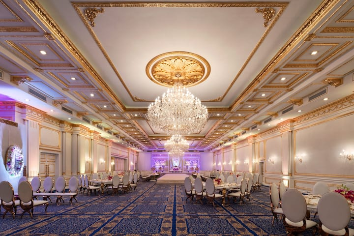 Wyndham Grand Regency Doha ballroom in Doha, Other than US/Canada