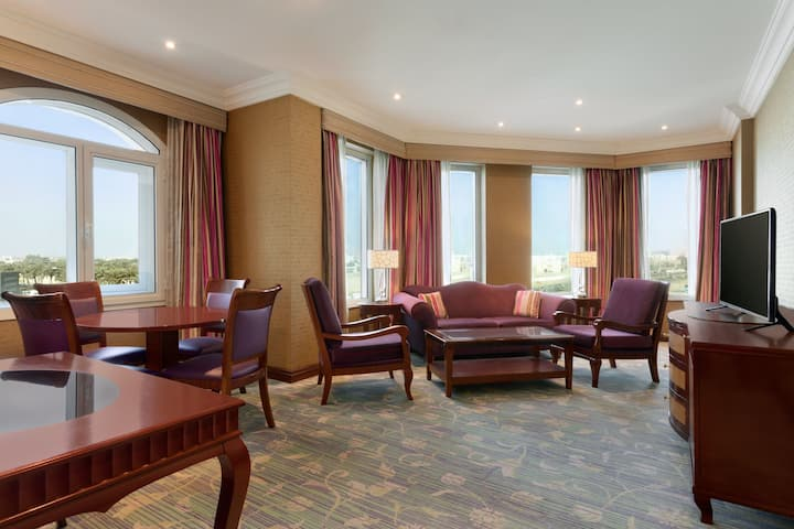 Wyndham Grand Regency Doha suite in Doha, Other than US/Canada