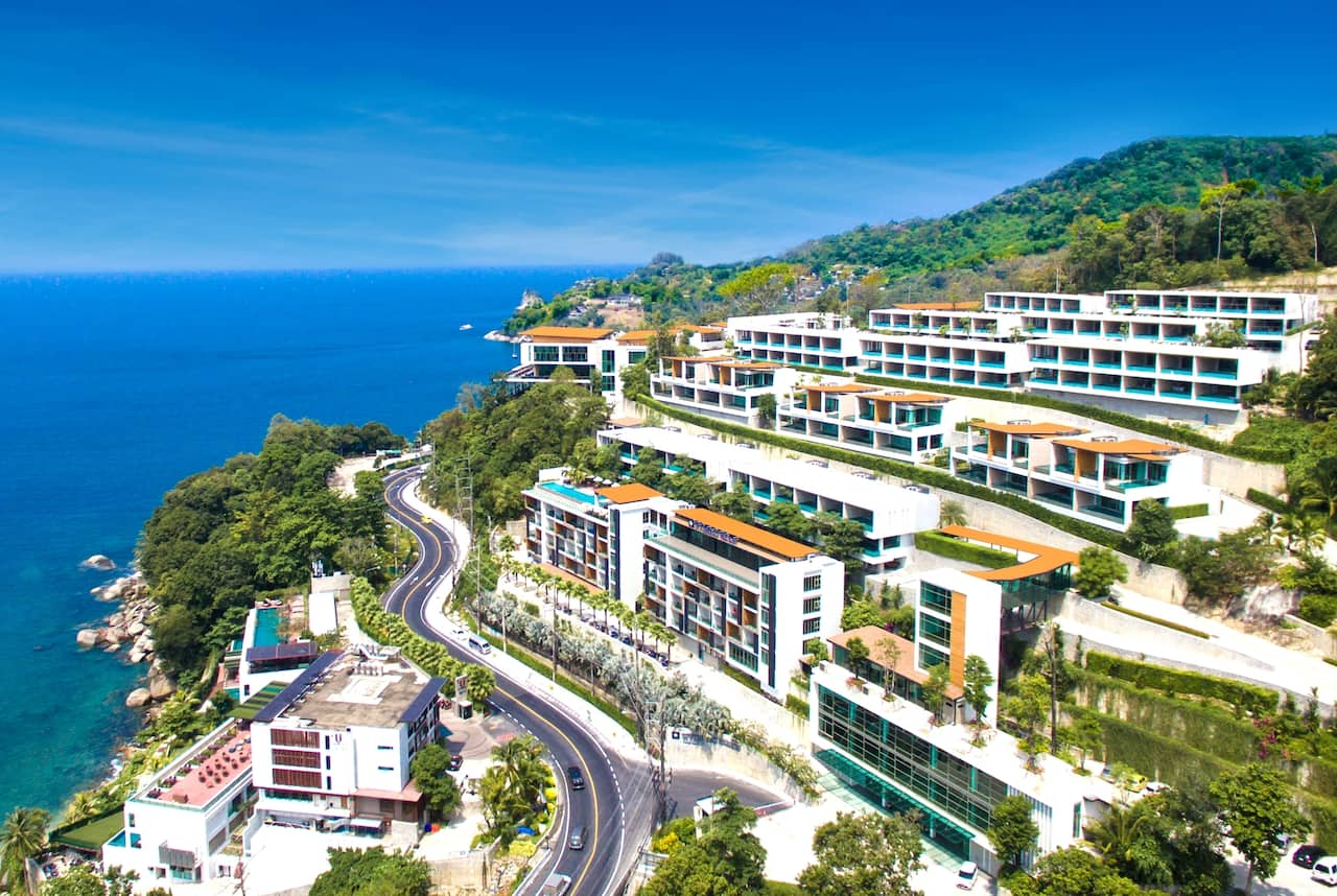 Wyndham Grand Phuket Kalim Bay in  Patong,  THAILAND