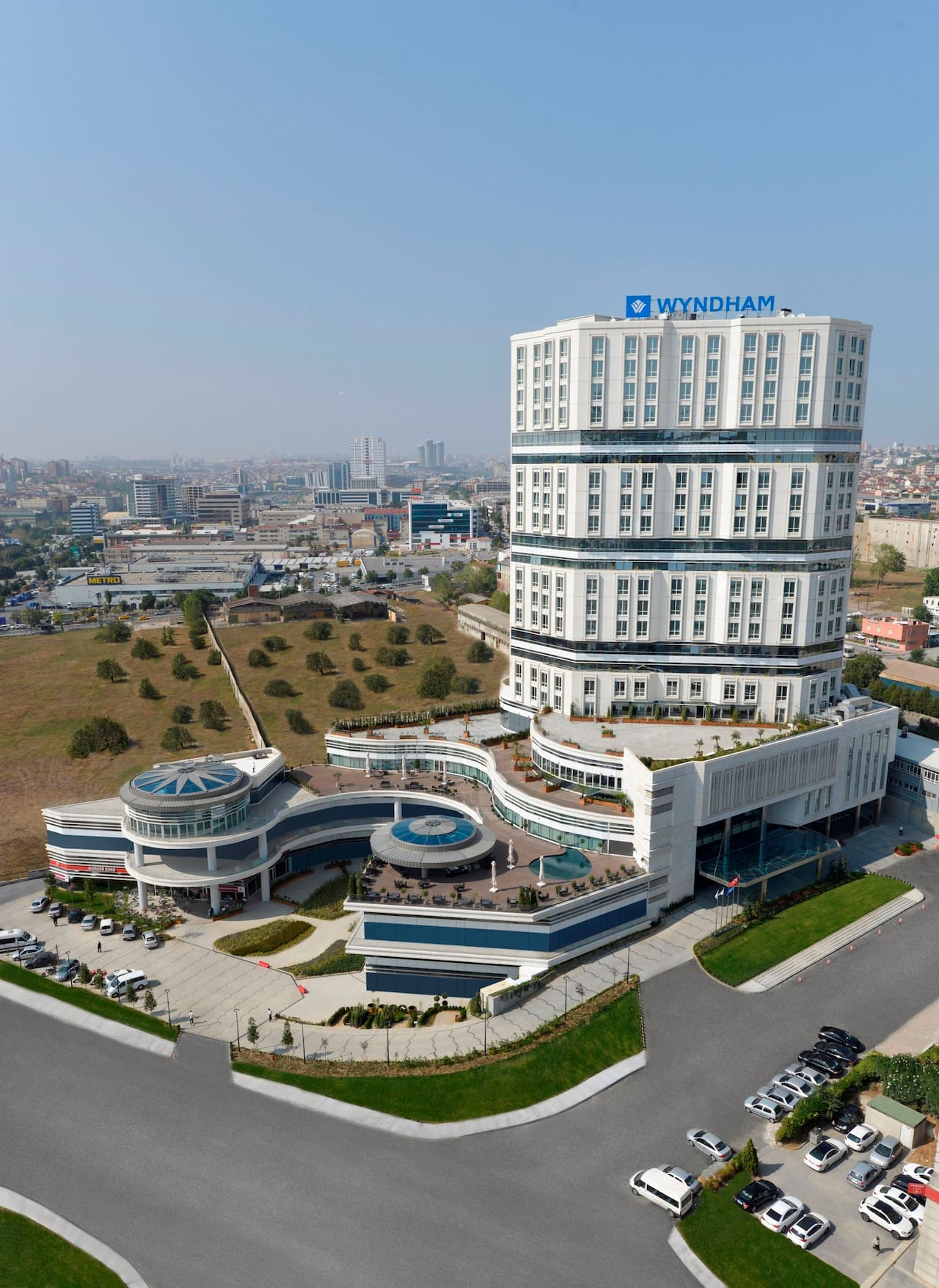 Wyndham Grand Istanbul Europe in  ,
