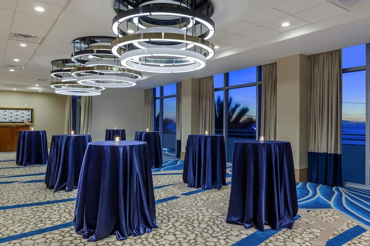 Wyndham Grand Clearwater Beach ballroom in Clearwater, Florida