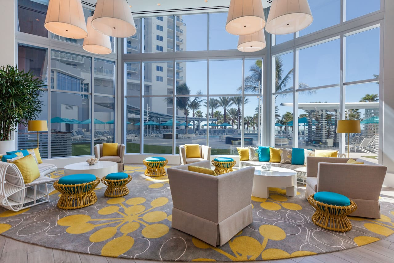 Wyndham Grand Clearwater Beach in Saint Petersburg, Florida